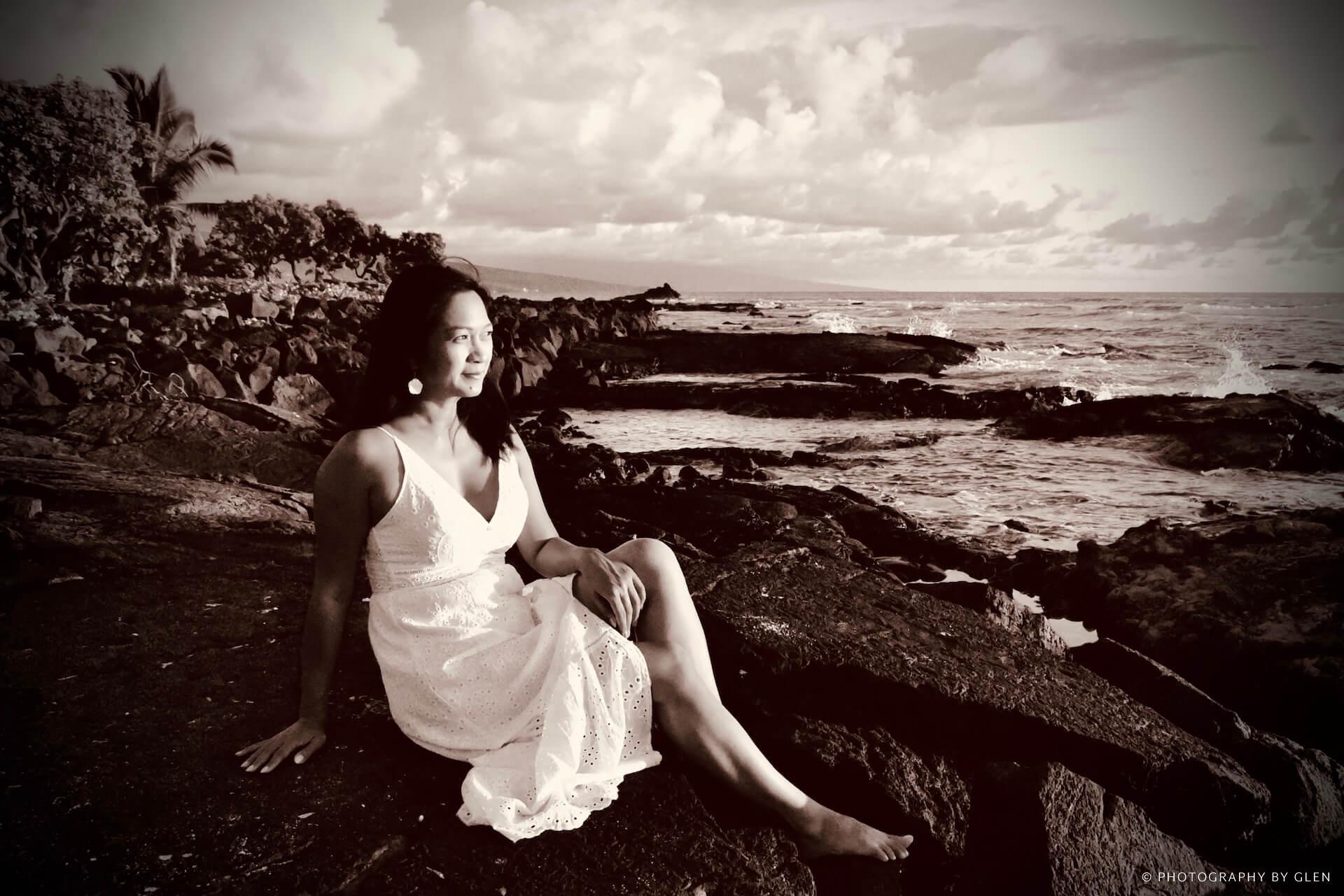 Portrait Photography in Kona, Hawaii