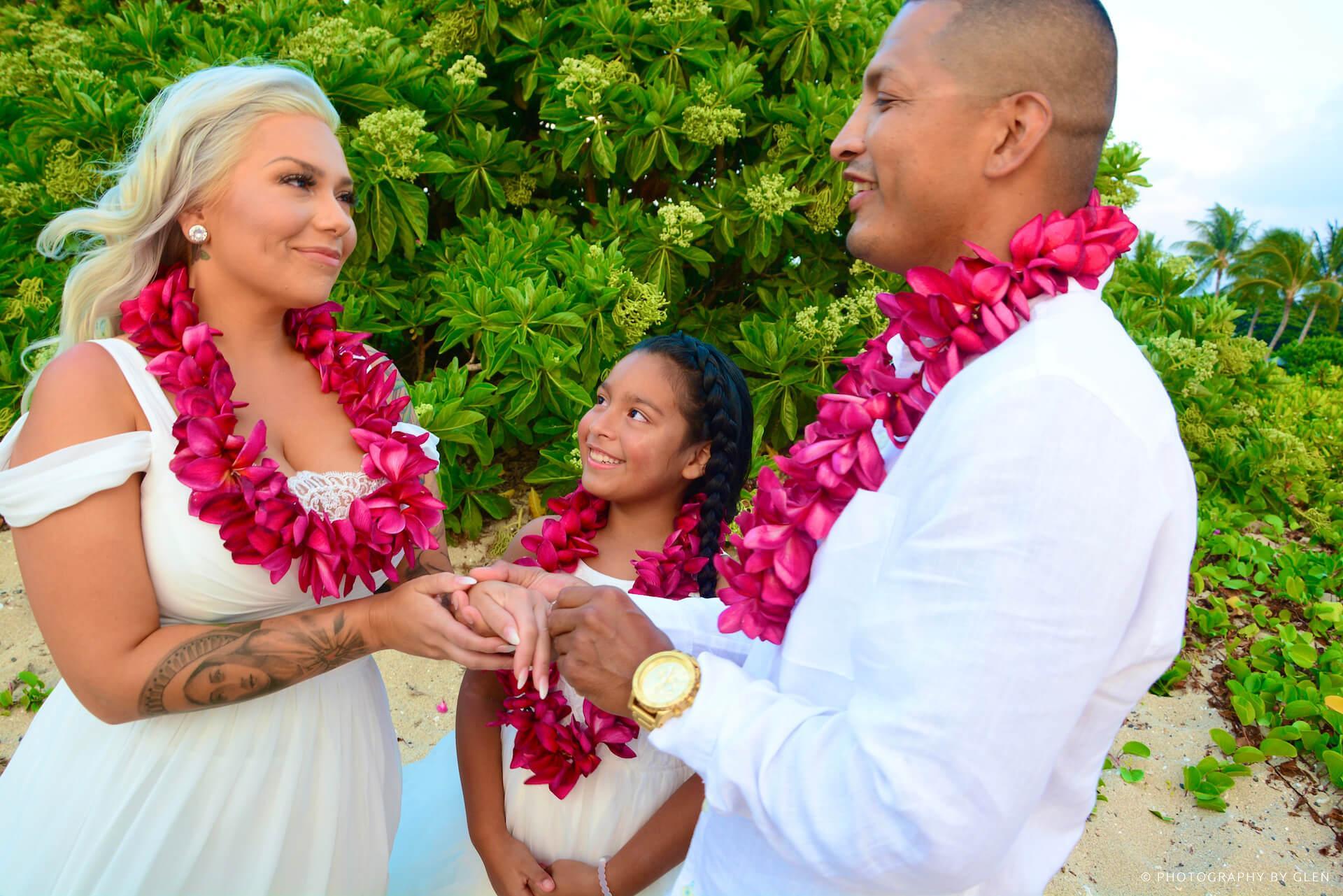 Wedding Photography in Kona, Hawaii